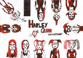 harley quinn designs by bumpyboo on deviantart