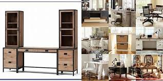 Pottery Barn Home Office Furniture  Home Design Ideas