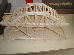 how to make a popsicle stick bridge wikihow the best bridge 2017