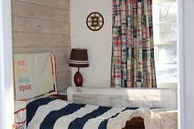Barn Door Bedroom by Barn Door And Whitewashed Shiplap In Little Man U0027s Bedroom U2013 Back
