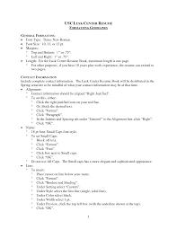 proper resume template proper resume format font size sidemcicek