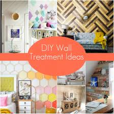 diy wall treatment ideas homes com