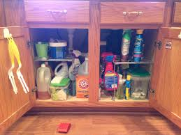 under kitchen sink storage locker shelves all under 10