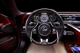lexus lf lc white lexus lf lc coupe and new compact suv reportedly in the cards for 2016