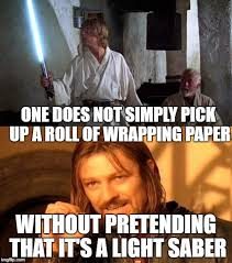 meme wrapping paper improving and reposting my front page meme merry christmas