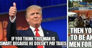 Tax Meme - the biggest problem with trump s taxes released by nyt attn