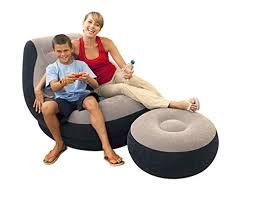 bean bag bed with built in blanket and pillow