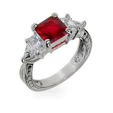 ruby engagement rings wedding rings white gold ruby band ruby engagement rings