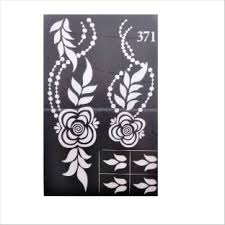 henna stencils buy henna stencils at best prices in india