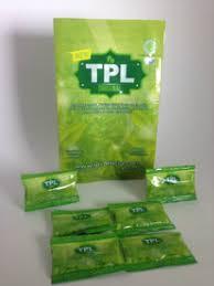 tpl teh peluntur lemak original tpl teh peluntur lemak