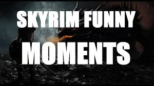 Funny Skyrim Memes - skyrim funny montage moments meme youtube