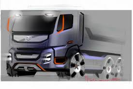 volvo latest truck volvo trucks u0027 new fmx design