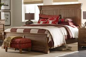 Kincaid Bedroom Furniture by Stone Ridge Ardennes Queen Panel Bed
