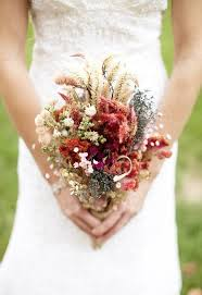 rustic wedding bouquets rustic wedding bouquet inspiration dried flowers