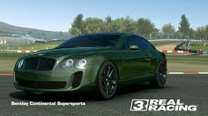 bentley continental 2016 black bentley continental supersports real racing 3 wiki fandom