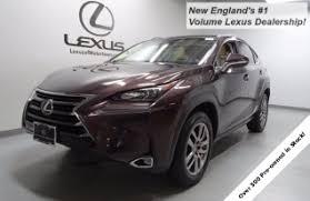 lexus nh used lexus nx for sale in exeter nh 34 used nx listings in