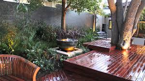 split level deck creative ideas for urban outdoor spaces picture