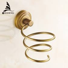 bathroom accessories hair dryer holder interior design
