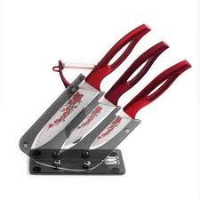 Red Kitchen Knife Block Set by Under 30 Kitchen Utensils Kitchen Gadgets And Other Fun