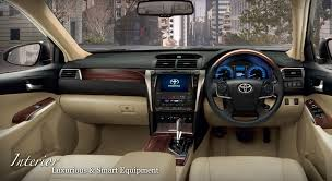 lexus accessories thailand 2015 toyota camry facelift range launched in thailand u2013 gets new