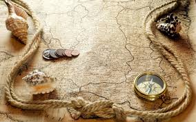 Compass Map Coins Compass Map Vintage Awesome Background Hd Wallpaper Jpg