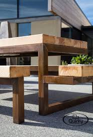rustic outdoor picnic tables great rustic wood outdoor furniture outdoor dining table benches