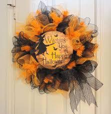 146 best deco mesh halloween images on pinterest halloween