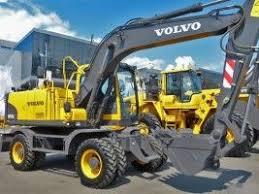 volvo ec240 lc excavator service repair manual the service