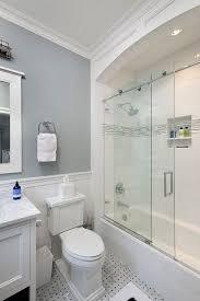 Small Bathroom Designs With Tub Colors Best 25 Bathtub Doors Ideas On Pinterest Tub Glass Door