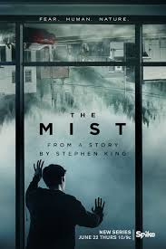 the mist season 1 trailer comparing the tv show to the book