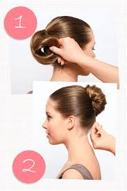 Hochsteckfrisurenen Selber Machen Glatte Haare by Hochsteckfrisuren Selber Machen Carpet Anleitung Bilder
