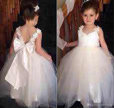 flower girl wedding flower girl tutu dress 2015 flower dresses with straps