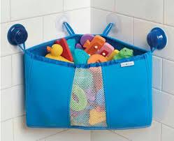 bathroom toy storage ideas children s bath toys storage ideas purebathrooms net