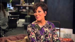 Kris Jenner Live - kris jenner interview