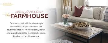 farmhouse style ashley furniture homestore