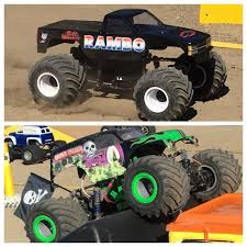rc monster truck grave digger new york rc monster truck challenge