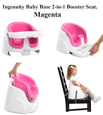 Booster Chairs For Toddlers Eating by Ingenuity Baby Base 2 In 1 Booster Seat Magenta From Toddler Girls