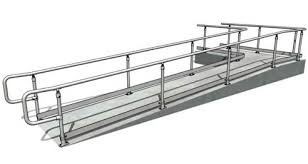 Disabled Handrails Standard Compliant Disability Handrail From Moddex Group