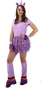 Twilight Sparkle Halloween Costume Amazon Elope Pony Twilight Sparkle Tail Costume