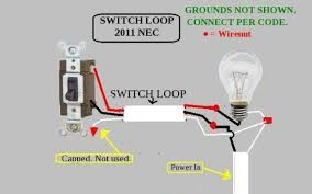 two lights two switches one power source doityourself com