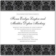 formal invitation the ultimate wedding invitation guide wedding guide