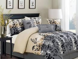 Comforter Orange Bedding Set Stunning Burnt Orange And Grey Comforter Set