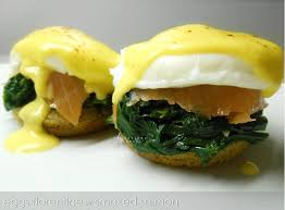 cuisine florentine eggs florentine with smoked salmon paleo on the go