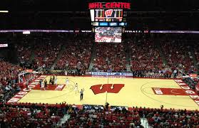 basketball area rug wisconsin basketball court milliken area rugs ncaa college home
