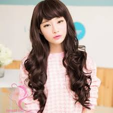 korean long hairstyle my favorite korean long wavy hair style