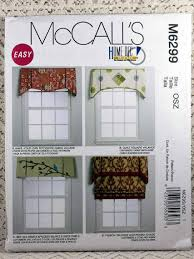 roman shade pattern mccalls clanagnew decoration