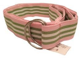 grosgrain ribbon belt j crew pink striped green grosgrain ribbon belt tradesy