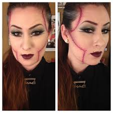Halloween Makeup For Work by Tried My Hand At The Bride Of Frankenstein Look From Mac U0027s Rick