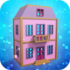 The Coolest Barbie House Ever by Dollhouse Craft 2 Girls Design U0026 Decoration Android Apps On