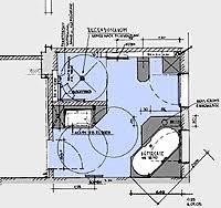 barrierefrei badezimmer barrierefrei bauen